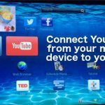 Connect YouTube from your Mobile Device to your TV
