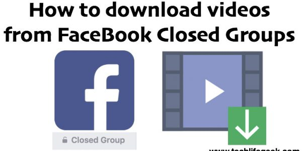 How To Download Facebook Videos From Closed Group Pages Then, the app will open up facebook and. facebook videos from closed group
